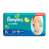Pampers Active Baby Extra Large 6 (16 шт.)