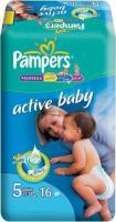 Pampers Active Baby Junior 5 (16 шт.)