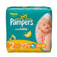 Pampers New Baby Mini 2 (72 ��.)