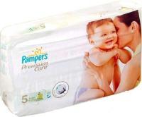 Pampers Premium Care Junior 5 (44 ��.)