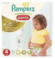 Pampers Premium Care Pants Maxi 4 (44 шт.)
