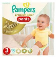 Pampers Premium Care Pants Midi 3 (56 ��.)