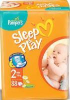 Pampers Sleep&Play Mini 2 (88 шт.)