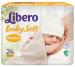 Цены на Подгузники Libero Newborn (ньюборн),   0,   До 2,  5 Кг,   24 Шт.