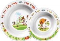 Philips Набор тарелок 6 мес + (SCF708/00)