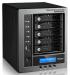 """Цены на W5810 Сетевое хранилище Thecus сетевой накопитель (NAS),   2 гигабитных LAN - порта,   5 мест для HDD 2.5""""/ 3.5"""",   форм - фактор 2.5""""/ 3.5"""",   2 - ядерный процессор Intel Celeron J1900 2000 МГц,   4 ядра,   4 Гб оперативной памяти DDR3"""