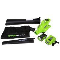 GreenWorks GD40BVK2X
