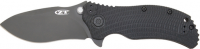 Zero Tolerance All Black Folder (0300)