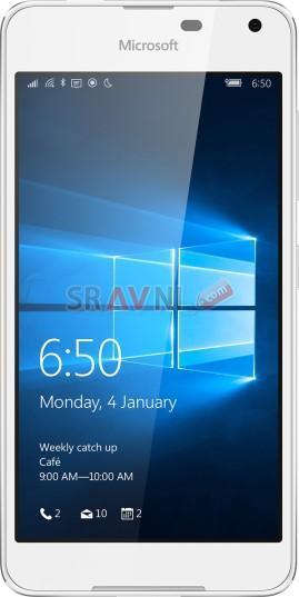 Microsoft Lumia 650 Белый