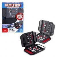 Hasbro Морской бой Дорожная игра (22678)
