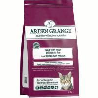 Arden Grange Adult Cat Chicken & Rice 0,5 кг
