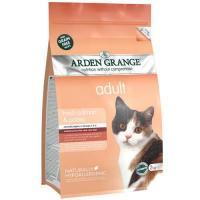 Arden Grange Adult Cat Fresh Salmon and Potato 2 кг