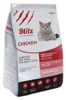 Blitz Adult Cats Chicken (������) 400 �