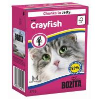 Bozita Feline кусочки в желе с лангустом 370 г