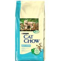 Cat Chow Kitten с курицей 15 кг