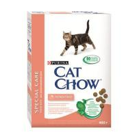 Cat Chow Sensitive 0,4 кг