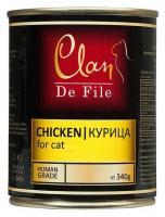 Clan De File с курицей 340 г