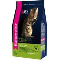 Eukanuba Cat Adult Hairball Control 0,4 ��