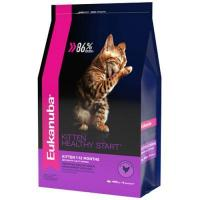 Eukanuba Cat Kitten Healthy Start 0,4 кг