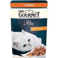 Gourmet Perle мини-филе с индейкой 0,085 кг