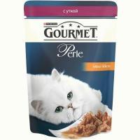 Gourmet Perle мини-филе с уткой 0,085 кг