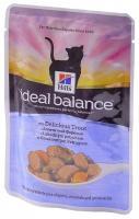 Hill's Ideal Balance Аппетитная Форель 0,85 кг