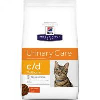 Hill's Prescription Diet Feline c/d Multicare ������ 10 ��