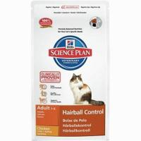 Hill's Science Plan Feline Adult Hairball Control ������ 1,5 ��