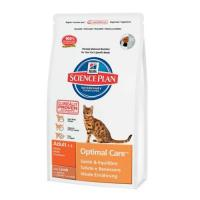 Hill's Science Plan Feline Adult Optimal Care with Lamb 10 ��