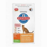 Hill's Science Plan Feline Adult Optimal Care with Rabbit 2 кг