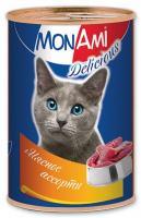Mon Ami Консервы (мясное ассорти) 350 г
