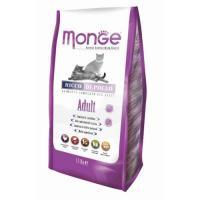 Monge Adult для взрослых кошек 1,5 кг