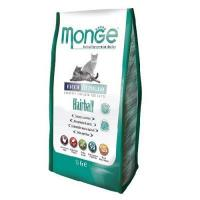 Monge Hairball для выведения шерсти 1,5 кг