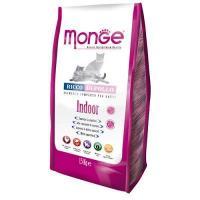 Monge Indoor для домашних кошек 1,5 кг