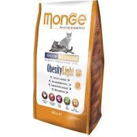 Monge Obesity Light сухой низкокалорийный корм 0,4 кг