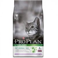 Purina Pro Plan Sterilised с индейкой 0,4 кг