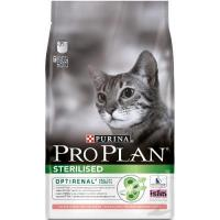 Purina Pro Plan Sterilised с лососем 3 кг