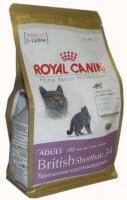 Royal Canin British Shorthair 34 Adult 0,4 ��