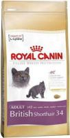 Royal Canin British Shorthair 34 Adult 10 кг
