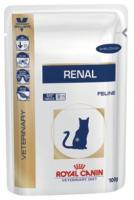 Royal Canin Renal Feline с курицей 0,1 кг
