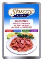 Stuzzy Cat консервы для кошек с говядиной 100 гр