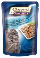 Stuzzy Speciality консервы для кошек с треской 100 гр