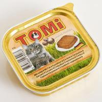TOMi Паштет с индюшатиной 0,1 кг