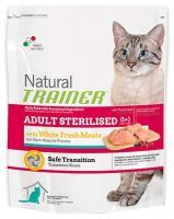 Trainer Natural Adult Sterilised White Meat 0,3 ��