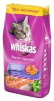 Whiskas ������� ������� � �������, ������ � ���������� 1,9 ��