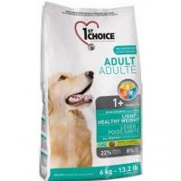1st CHOICE Adult All Breeds - Light Healthy weight 6 кг