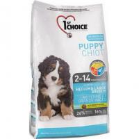 1st CHOICE Puppies Medium & Large Breeds 15 кг
