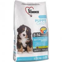 1st CHOICE Puppies Medium & Large Breeds 2,72 кг