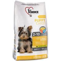 1st CHOICE Puppies Toy & Small Breeds 0,35 кг