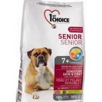 1st CHOICE Seniors All Breeds - Sensitive skin & coat 12 ��